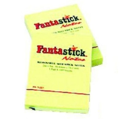 Fantastic Sticky Notes 2X3 Yellow N203 Text Book Centre - stickey notes