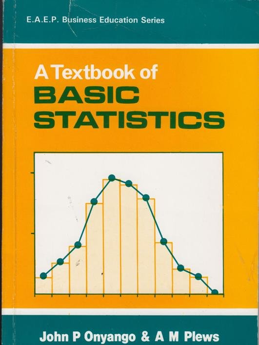 Textbook of Basic Statistics Text Book Centre - Basic P&l