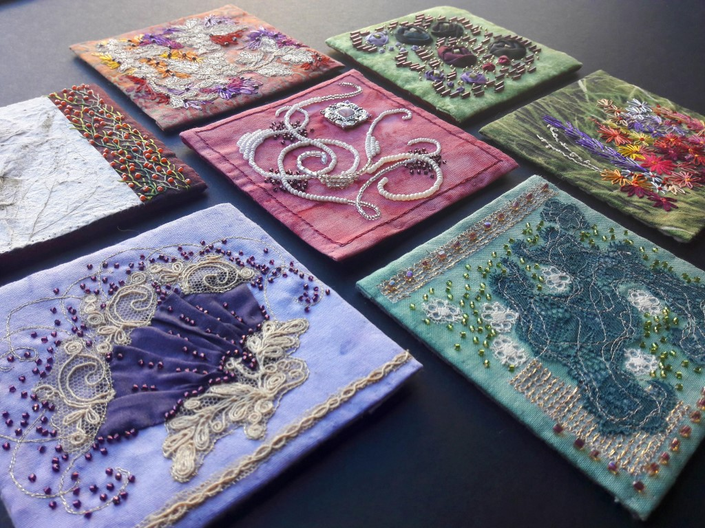 Mosaik Magazin Mixed Media Mosaik Ein Interaktives Projekt Der Textile