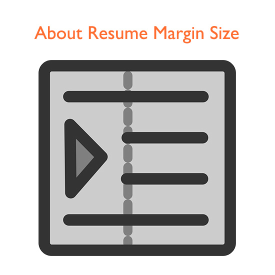 Resume margin size discussion - Texty Cafe - margins for resume