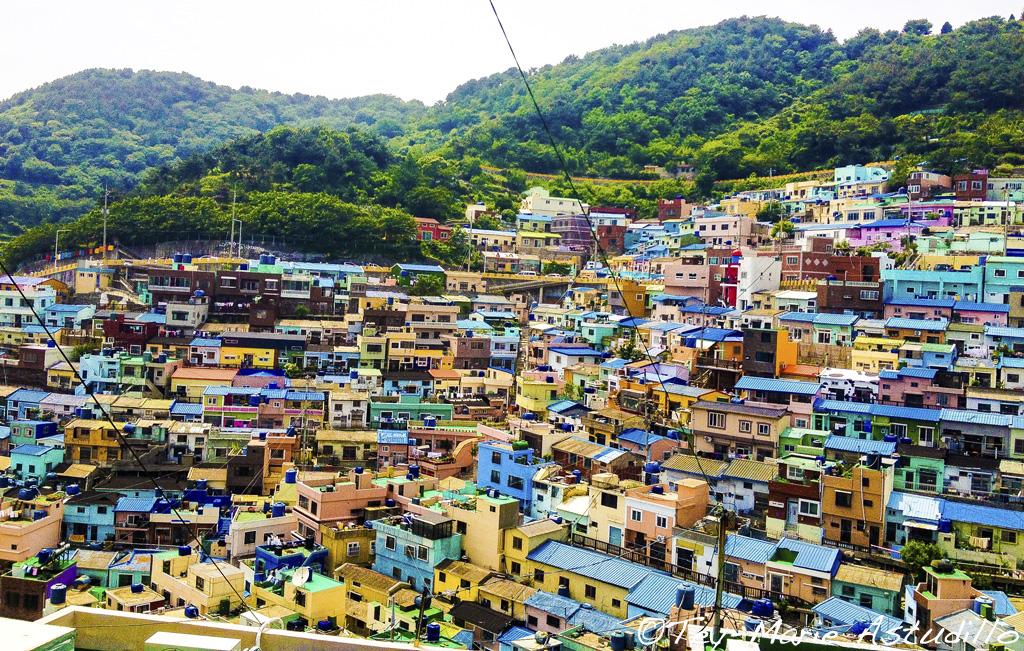 Yin And Yang Wallpaper Hd Gamcheon Culture Village Busan S Hidden Gem Backpack