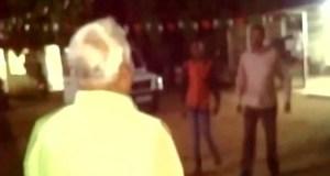 Video Viral BJP MLA Avsare slaps a police constable