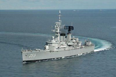 Indonesian Warship
