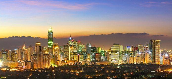 Makati Skyline Feature