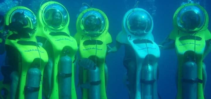 BOB Diving en Tenerife