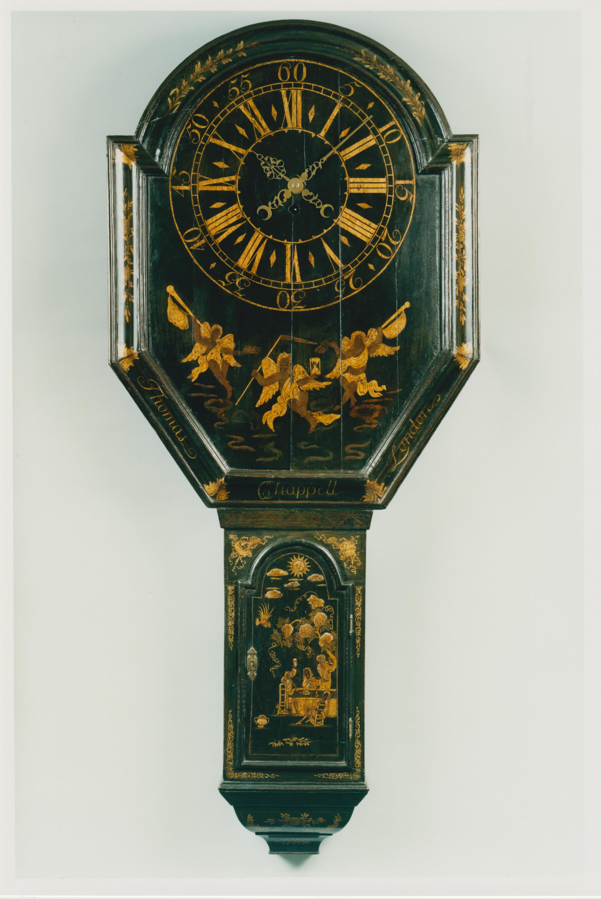Wierd Clocks Tompion And The Golden Age English Clocks 1675 1725 At