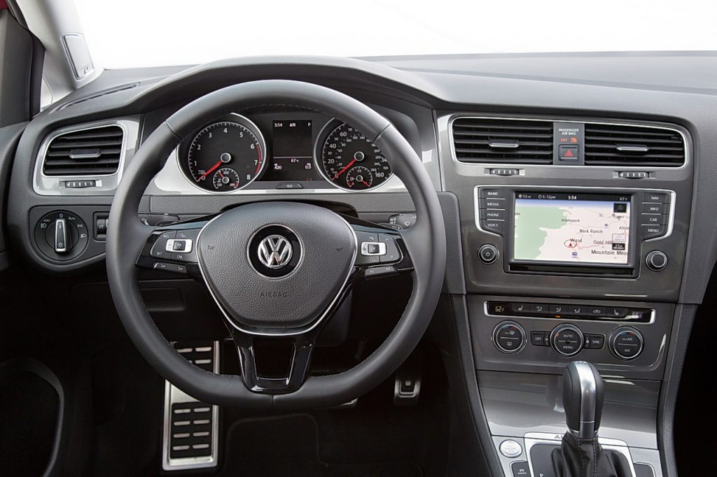 Dashboard Verlichting Vw Golf 4 2017 Vw Golf Alltrack: First Drive Impressions [review