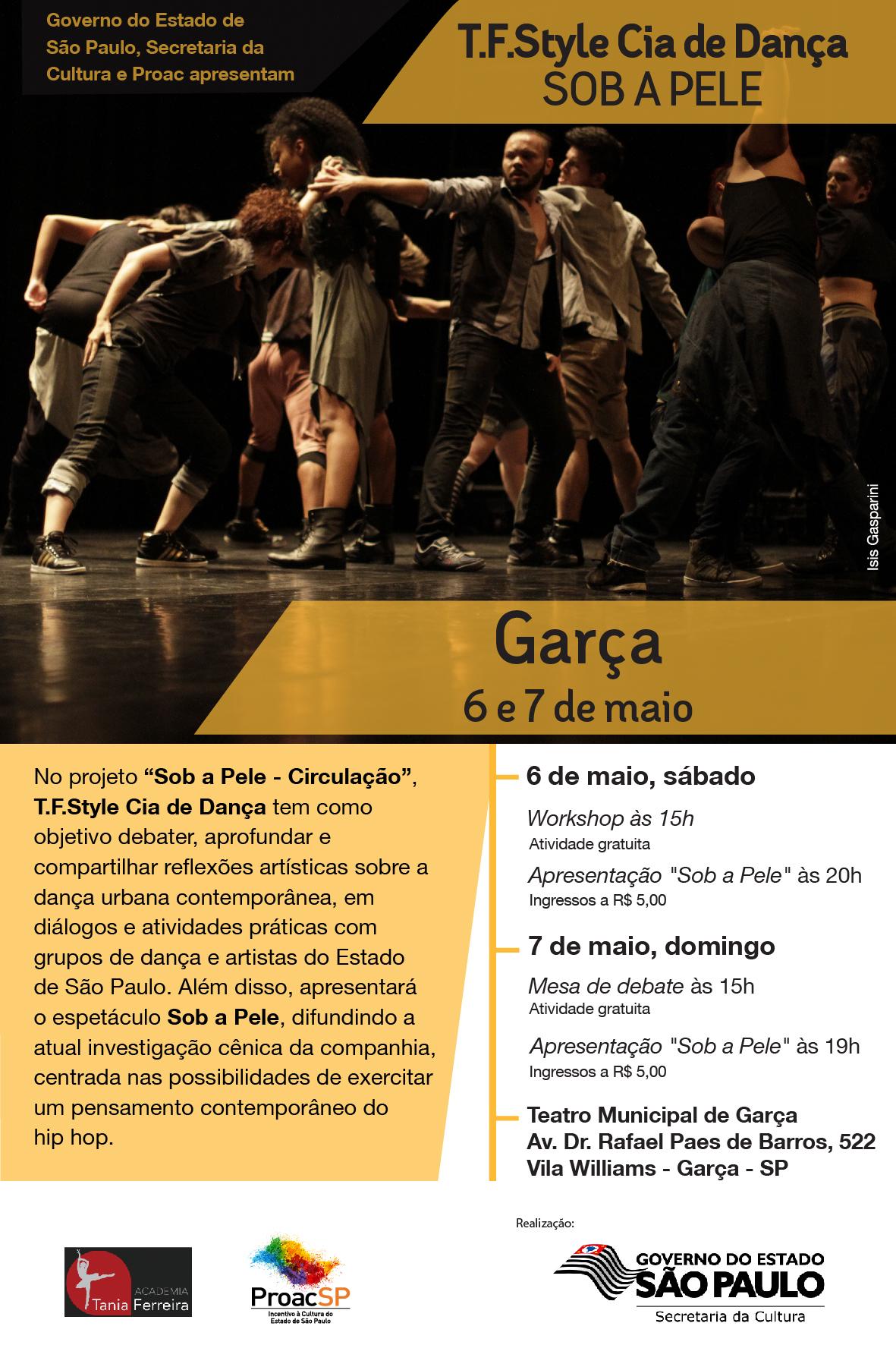 PROAC__Garça