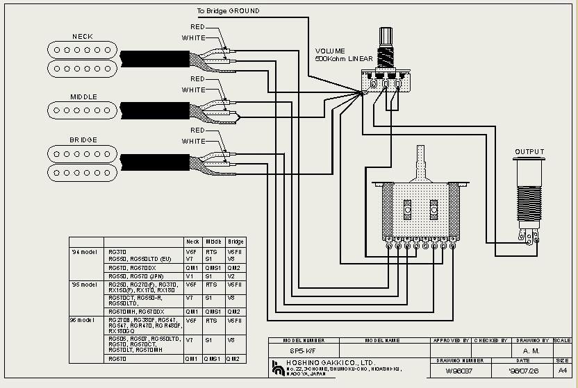 rg 550 wiring diagram images