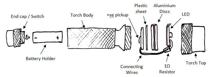 Led Flashlight Wiring Diagram Wiring Diagram