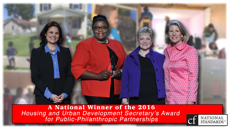 The 2016 Secretary's Award for Public-Philanthropic Partnerships
