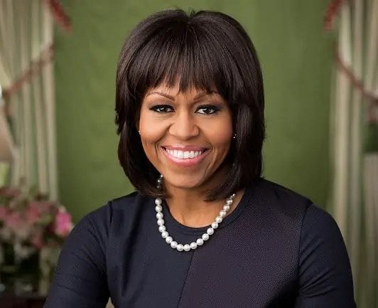 Michelle Obama Lesson in Executive Feminism