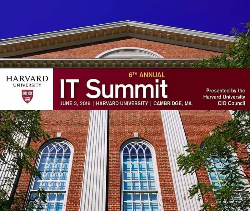 The Good Search CEO Diversity Speaker Harvard IT Summit