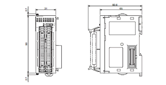 omron relay terminal numbers