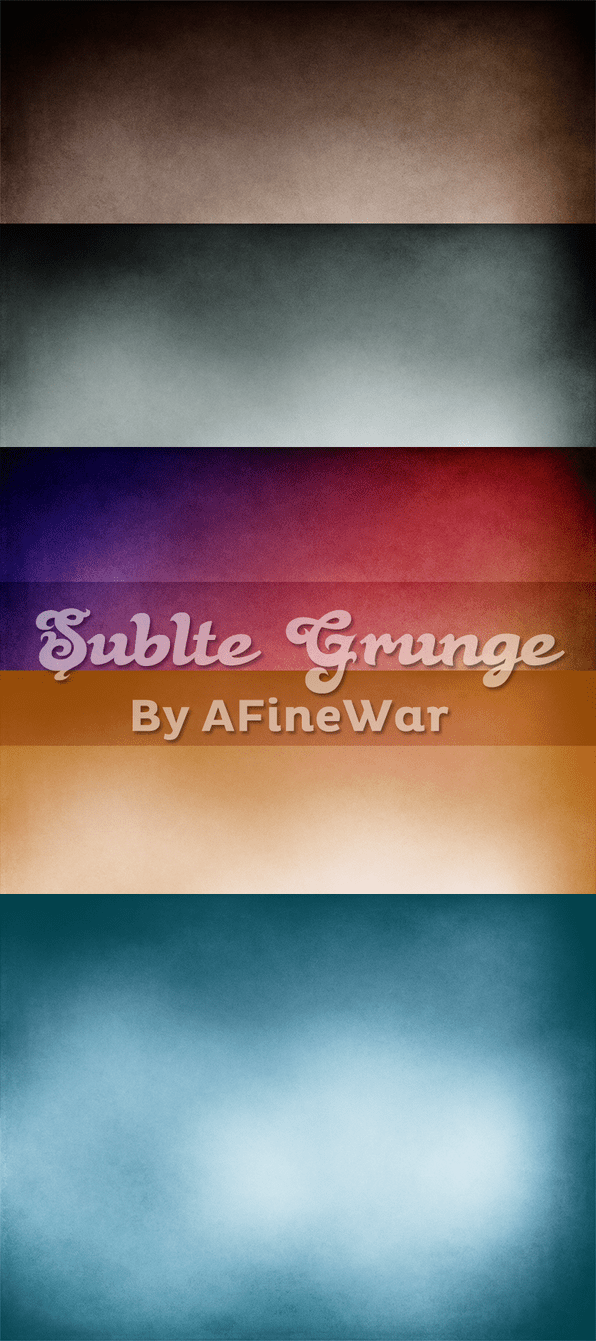 subtle grunge by afinewar d4txjyi 10 Awesome Grunge Photoshop Brushes | Download