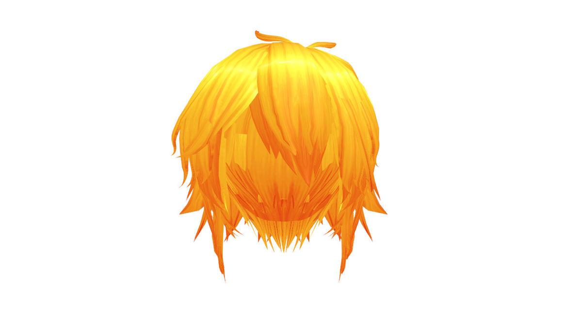 Five Nights At Freddys Wallpaper Cute Mmd Orange Short Hair Download By 9844 On Deviantart