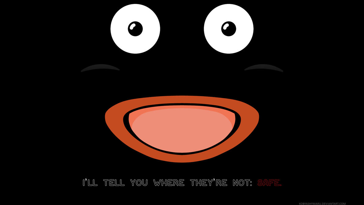 Download Wallpaper Positive Quotes Mr Popo Abridged