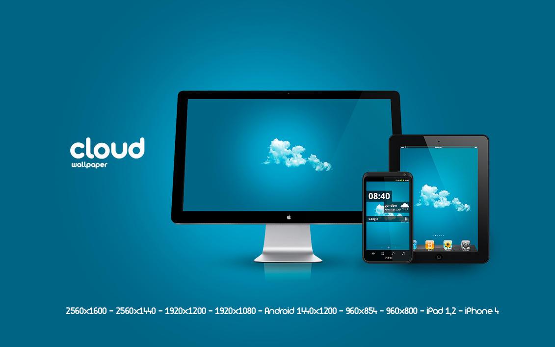 Hd Wallpapers For Ubuntu Cloud Wallpaper By Martz90 On Deviantart