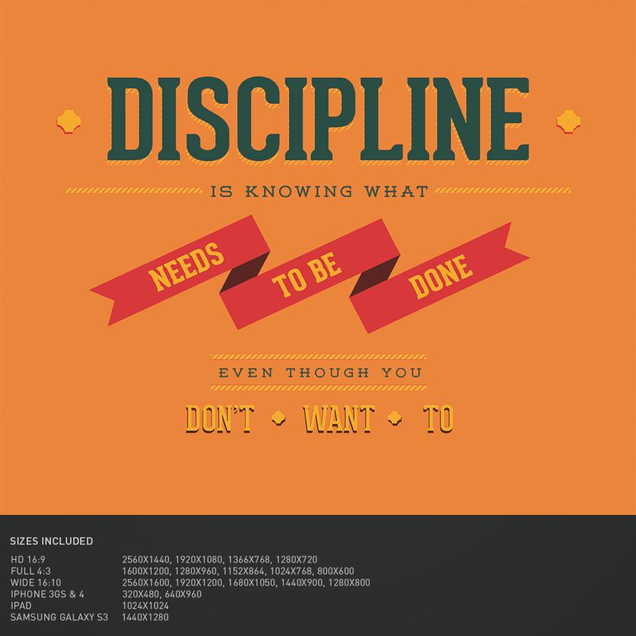 Motivational Quotes Wallpaper For Mobile Zeph S Discipline Wallpaper By Fallenangelii On Deviantart
