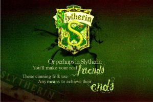 Harry Potter Quotes Desktop Wallpaper Slytherin Crest By Witcheewoman On Deviantart