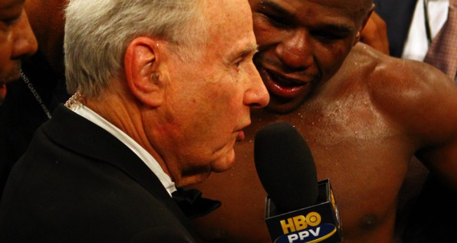 Merchant Feels The HBO 2012 Year Is A Success, Tabs Broner, Ward, And Rios As The Future