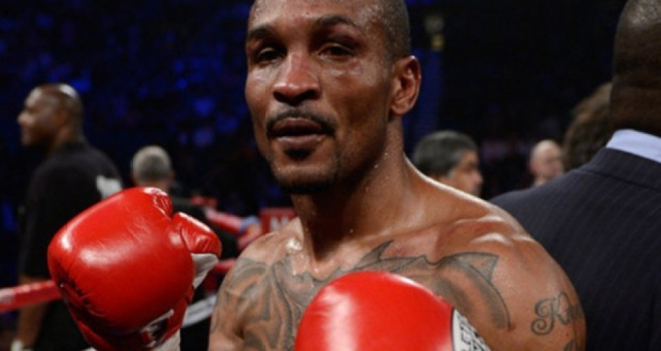 Randall Bailey Looking For Fights With Keith Thurman and Marcos Maidana