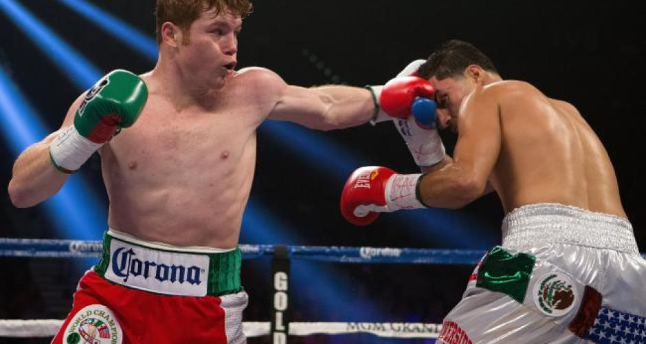 The Canelo Money Train: Who Should He Fight Next?