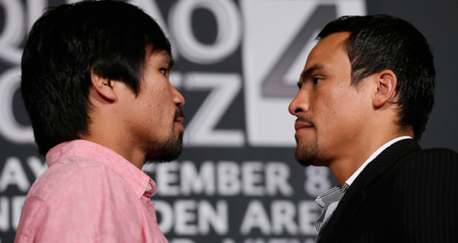 Pacquiao-Marquez 4 Available on Primtime in the UK