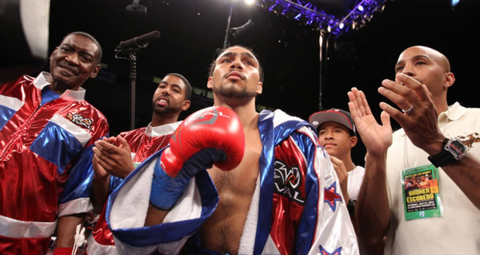 'One Time's' To Shine: Keith Thurman is the 2012 Prospect of the Year