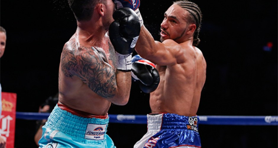 Keith Thurman On A Possible Soto-Karass Fight and On Guerrero Turning Down A Possible Fight With Him