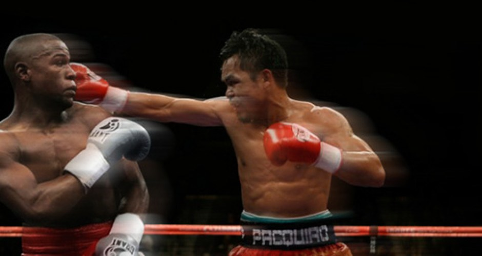 Is Manny Pacquiao the Bullet with Floyd Mayweather's Name on It?