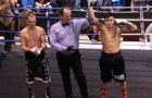 Canadian Welterweight Champion Steve Claggett KO's Hungarian Champion Gyula Vajda In Two Rounds
