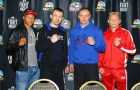 Tomasz Adamek and Vyacheslav Glazkov Speak to the Press About Their Upcoming Bout on March 15