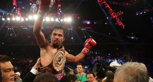Manny Pacquiao Redeems Himself With Clear Decision Win Over Bradley