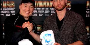Photos: Provodnikov-Algeri Brighton Beach Presser