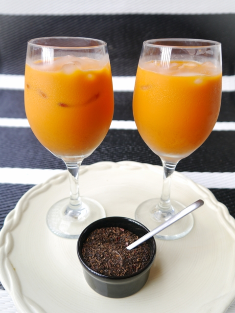 Thai Milk Tea Recipe | Cha Yen | ชาเย็น