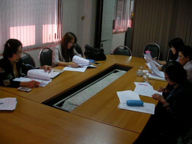 ภาพกว้าง ๆ ของที่ประชุม