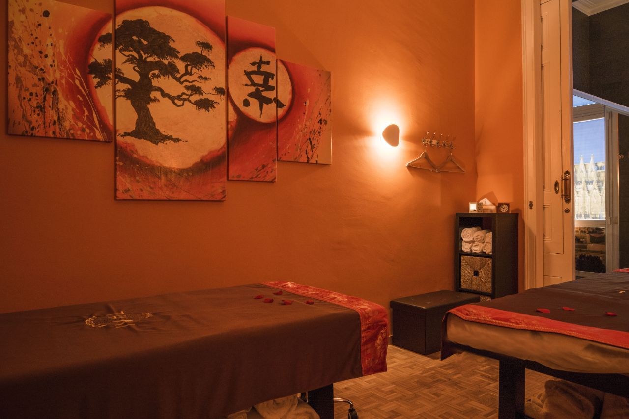 Salon Massage Barcelone Thai Spa Massage Más Tailandia En El Centro De Barcelona