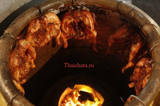 Курица в тандыре целиком рецепт с пошагово