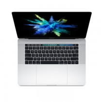 MacBook Pro 15-inch with Touch Bar Silver - 512GB