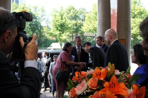 Besuch Prinzessin Sirindhorn am AAI Hamburg (29. Juni 2011) - Bild 02