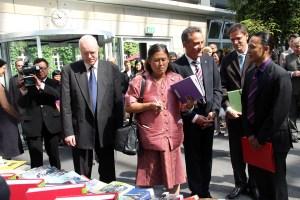 Besuch Prinzessin Sirindhorn am AAI Hamburg (29. Juni 2011) - Bild 13