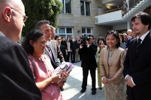 Besuch Prinzessin Sirindhorn am AAI Hamburg (29. Juni 2011) - Bild 16