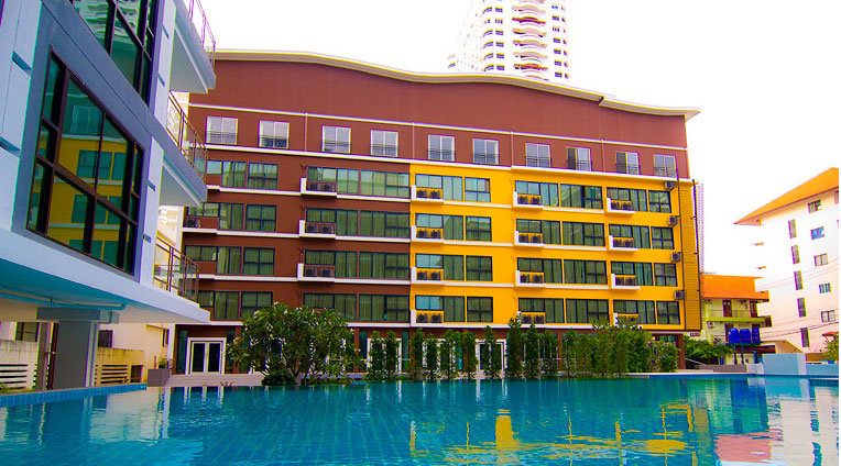 Cheap hotels in pattaya with swimming pools thailand explored Budget hotels in pondicherry with swimming pool