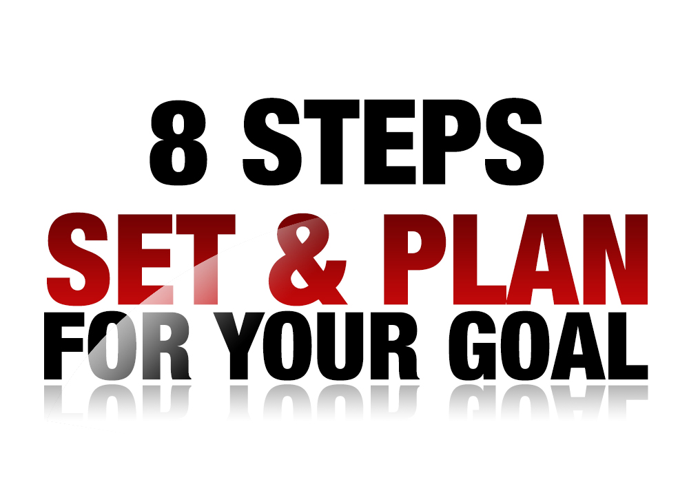8 Steps on How to Set and Plan for your Goal - Thailand