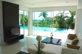 Ocean view villas in Kata for sale