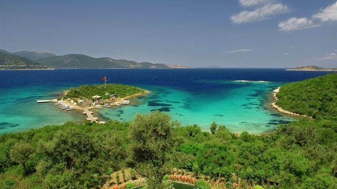 Турция лето