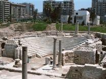 Римский амфитеатр в Александрии