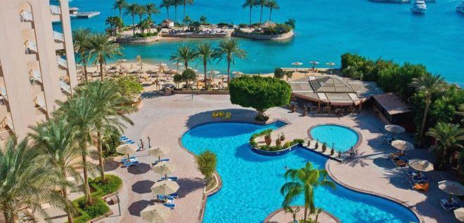 Отель «Marriott Red Sea Resort» 5*