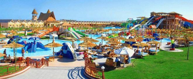 Jungle Aqua Park